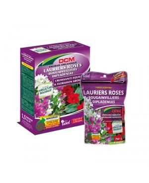 Engrais oragnique de floraison Laurier rose